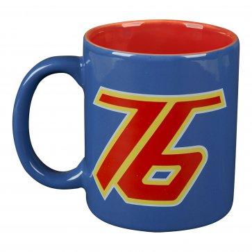 Overwatch Soldier: 76 Logo Ceramic Mug - 11oz