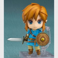 Breath of the Wild Link Nendoroid Figure