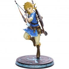 "A F4F Breath of the Wild Link 11"" Statue"