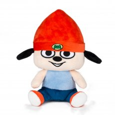 Red Beanie Parappa Stubbins Plush 6""
