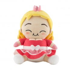 Fat Princess Stubbins Plush 6""
