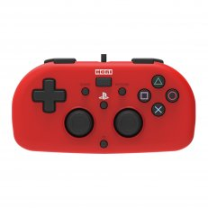 PS4 Hori Mini Wired Gamepad - Red