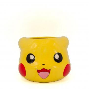Pikachu 3D Sculpted Ceramic Mug