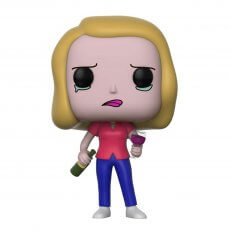 POP - Rick and Morty - Beth w/ Wine Glass
