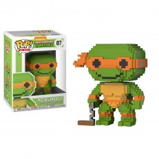 8-Bit POP - Teenage Mutant Ninja Turtles - Michelangelo