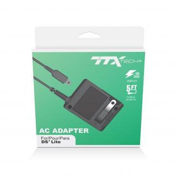 TTX Tech AC Adapter for DS LITE