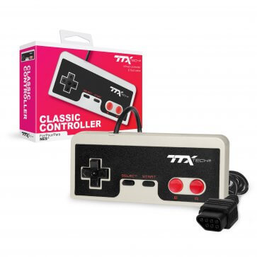 Wired Controller for NES
