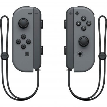 Nintendo Switch Joy-Con (L/R) Controller - Gray