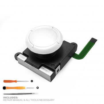 Analog Stick Replacement Kit - White