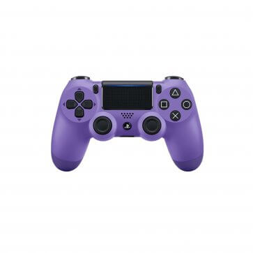 PS4 DualShock 4 Wireless Controller - Electric Purple