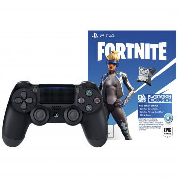 PS4 DualShock 4 Wireless Controller - Fortnite Neo Versa