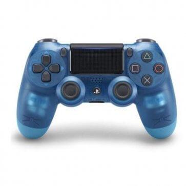 PS Dualshock 4 Wireless Controller Refurb - Crystal Blue