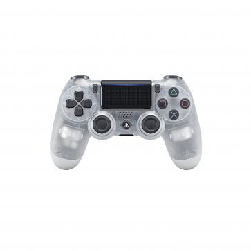 PS4 DualShock 4 Wireless Controller - Clear - LATAM