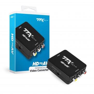TTX HDMI ® to AV Converter