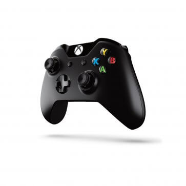 Xbox One S Wireless Controller - Black - Asian Version