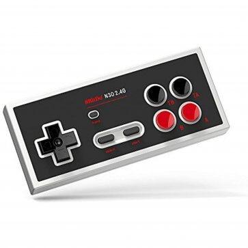 8 Bit Do Wireless 2.4G GamePad for NES Classic