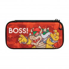 Switch Slim Travel Case - Bowser Camo Edition