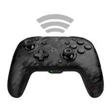 A Switch Faceoff Wireless Deluxe Controller - Black Camo