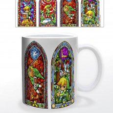 Legend of Zelda - Stained Glass Mug - 11oz