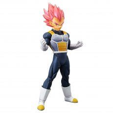 DB Super Movie Cyokoku Buyuden - Super Saiyan God Vegeta