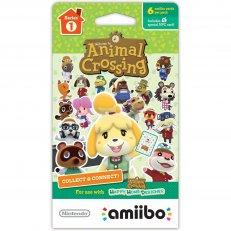 Nintendo Animal Crossing Cards - Series 1-Sold in 18 packs