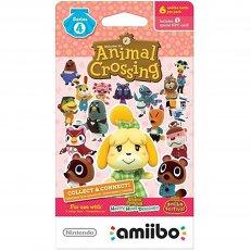Nintendo Animal Crossing Cards - Series 4-Sold in 18 packs