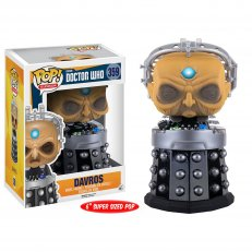 Over Sized POP - Doctor Who - Davros