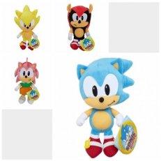 Sonic the Hedgehog Plush - 8PC PDQ Assortment