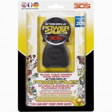 3DS Cheat Codes Power Saves Action Replay