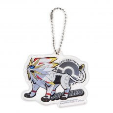 Pokemon KeyChain Stocking - Solgaleo