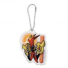 Pokemon KeyChain Stocking - Tapu Koko