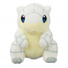 "Pokemon 5"" Alolan Sandshrew Plush"