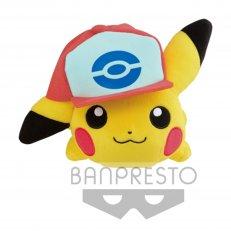 "Pokemon 10"" Pokemon The Movie Vol2 - Pikachu with Gen 4 Hat"