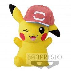 "Pokemon 10"" Pokemon The Movie Vol3 - Pikachu with Gen 6 Hat"