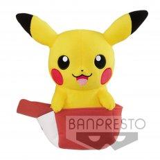 "Pokemon 10"" Pokemon The Movie V4 - Pikachu Sun & Moon Hat"