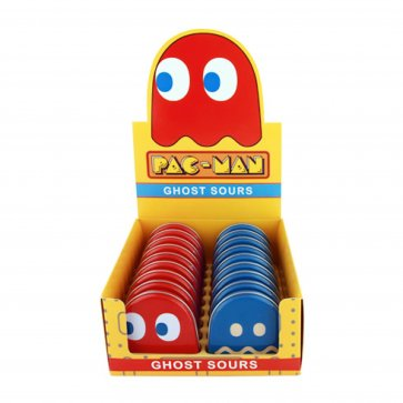 Pac Man Ghost Sour Candy (18-Pack)