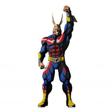 My Hero Academia - All Might - Two Dimensions