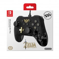 Power A Switch Wired Controller - Zelda: BOTW