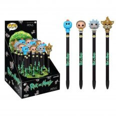 POP - Pen Topper - Rick and Morty S1 - 16pc PDQ