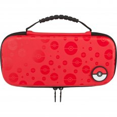 Switch Protection Case -Poke Ball Red