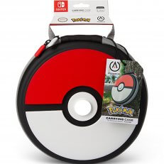 Switch - Universal Carrying Case - Pokeball