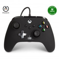 Xbox One / Series X Enhanced Wired Controller - Black