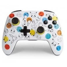 . Switch Enhanced Wireless Controller - Pokemon Expressions