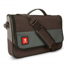 Switch Everywhere Messenger Bag - Black