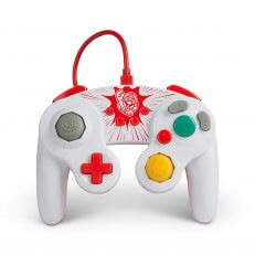 Switch Gamecube Wired Controller - Super Mario