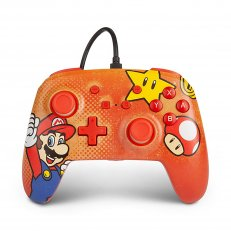 A Switch Wired Controller - Mario Vintage