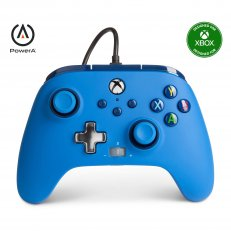Xbox One / Series X Enhanced Wired Controller - Blue
