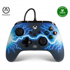 Xbox One / Series X Enhanced Wired Controller - Arc Lightnin
