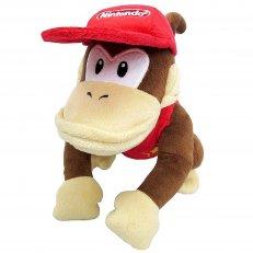 "Super Mario -  Diddy Kong - 7"""