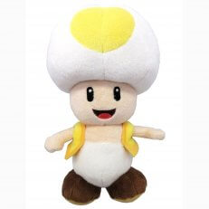 Super Mario - Yellow Toad 8""